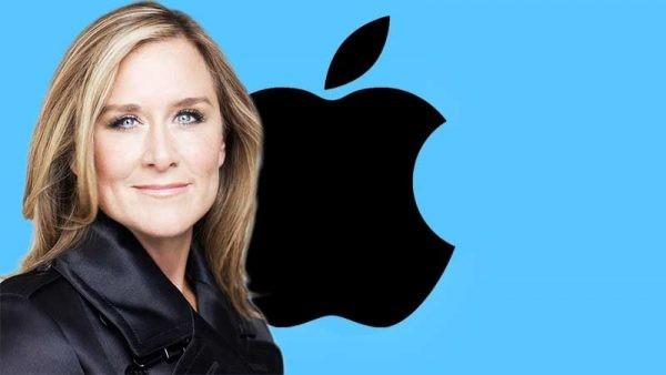 ΗAngela Ahrendts αποχωρεί από την Apple