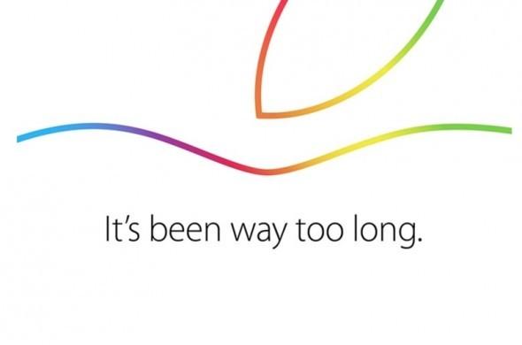 Επίσημο: Νέο Apple event στις 16 Οκτωβρίου!