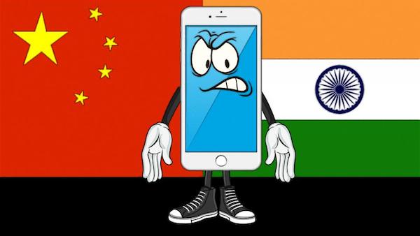Ήττες για την Apple, σε Κίνα και Ινδία