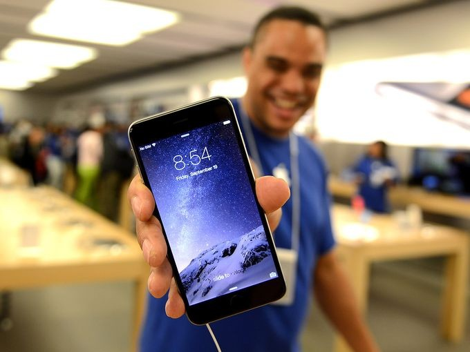 Apple: Στο 10.9% το παγκόσμιο μερίδιο αγοράς στην κατηγορία όλων των κινητών!