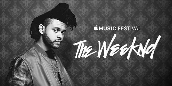 Apple Music Festival: The Weeknd, The Chemical Brothers και Take That