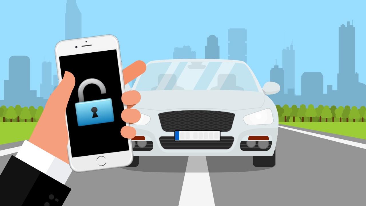 Apple: Νέα πατέντα περιγράφει τη χρήση του iPhone για τον έλεγχο οχημάτων