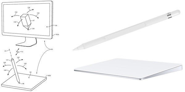 Apple Pencil: Σύντομα και στα Mac, με τη βοήθεια του Magic Trackpad