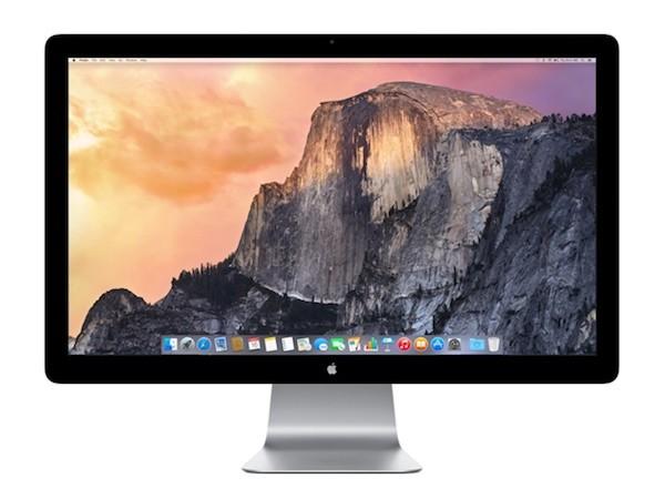 Τέλος και επίσημα για την Apple Thunderbolt Display
