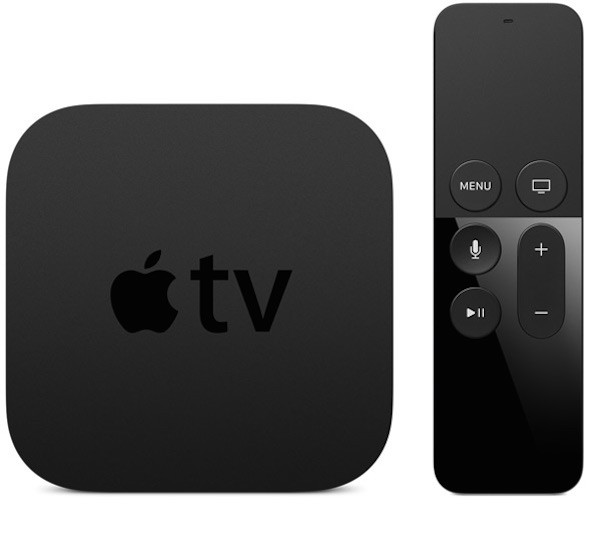 Apple TV 4: Παρουσιάστηκε επίσημα, μαζί με App store!