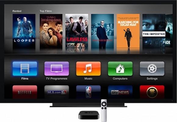 Minor software update για το Apple TV 3ης γενιάς