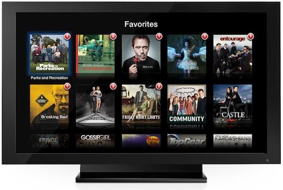 H Apple εργάζεται σε Ultra HD 4K σετ τηλεόρασης (;)