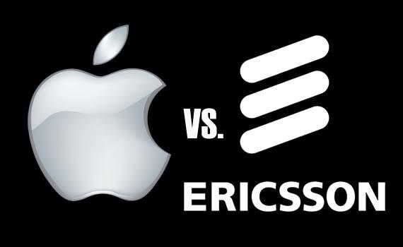 Συμφωνία Apple και Ericsson για αδειοδότηση τεχνολογίας της 2ης