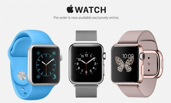 Άνοιξαν οι προπαραγγελίες για το Apple Watch