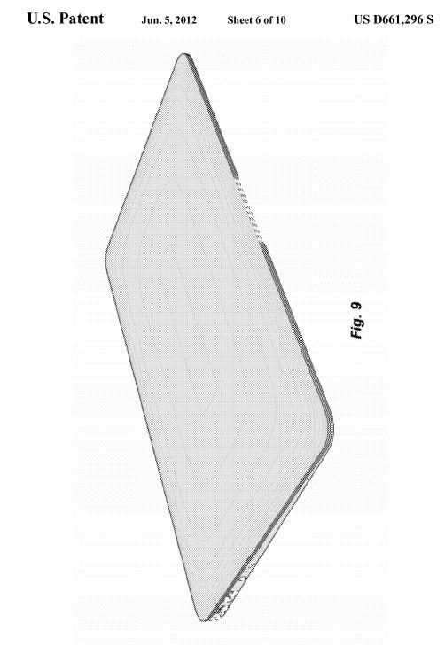 """Η Apple κατοχυρώνει πατέντα για το σχεδιασμό """"δάκρυ"""" του MacBook Air"""