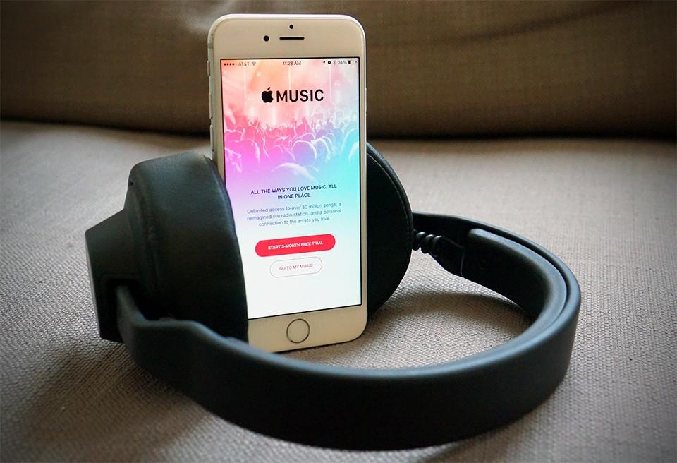 Apple Music: Στα 10 εκατ. οι επί-πληρωμή συνδρομητές!