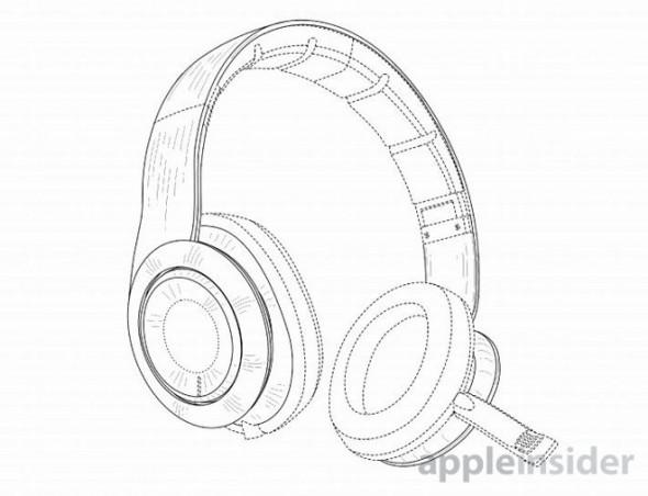Η Apple κατοχυρώνει πατέντα για Beats gaming headset