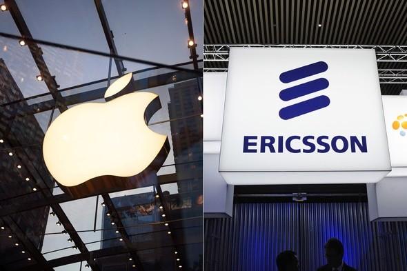 Ericsson: Νέα αγωγή κατά της Apple στην Ευρώπη για παραβίαση πατεντών