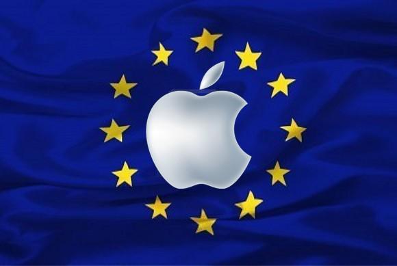 """Σκληρή κόντρα ΗΠΑ και Ε.Ε. """"για τα μάτια"""" της Apple"""
