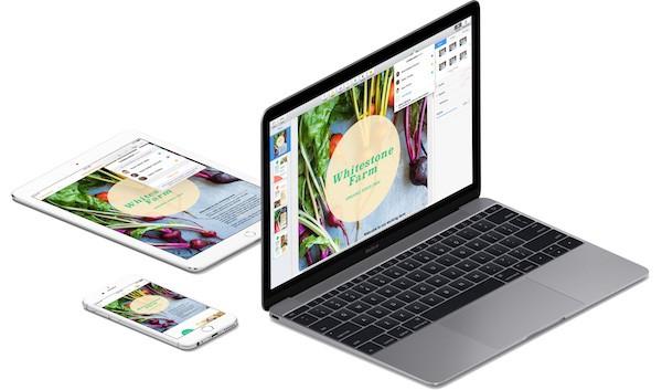 Pages, Numbers, Keynote: Νέες αναβαθμίσεις για την σουίτα iWork της Apple