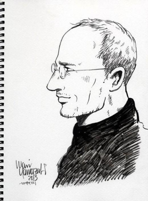 H ζωή του Steve Jobs σύντομα και σε manga!