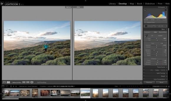 Κυκλοφόρησε το Photoshop Lightroom 5 από την Adobe
