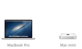 Οι τιμές των νέων Mac mini και 13-inch Retina MacBook Pro στην Ελλάδα