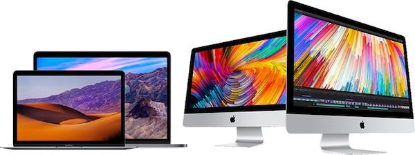 Aναβαθμισμένα iMac (21.5-inch & 27-inch) και MacBook Pro (13-inch & 15-inch)