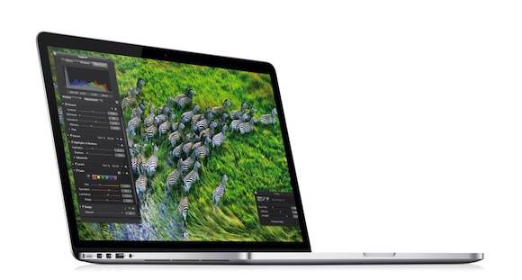 Το νέο MacBook Pro με εντυπωσιακή Retina οθόνη