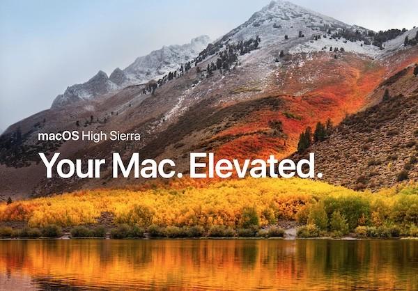 macOS High Sierra: Διαθέσιμη η νέα αναβάθμιση με νέο σύστημα αρχείων Apple File System