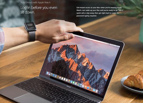 Αντίο OS X. Καλώς ήρθες macOS Sierra!