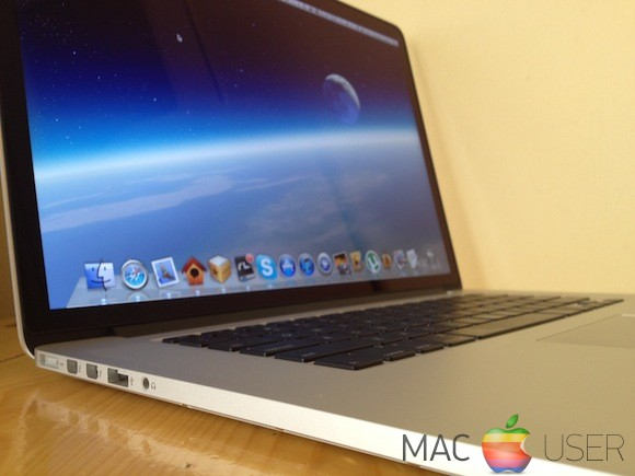 MacBook Pro 15-inch με Retina οθόνη 2012 [Review]