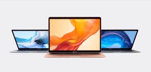 Νέο MacBook Air με Retina Display (επιτέλους!) και Touch ID