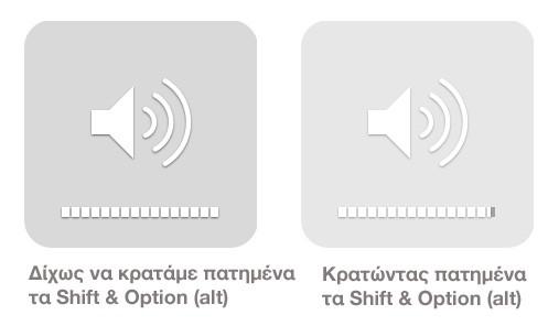 Λεπτομερέστερος έλεγχος της έντασης του ήχου και της φωτεινότητας της οθόνης [How-To]