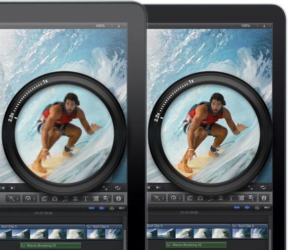 Όλα όσα πρέπει να γνωρίζεις για τις Retina οθόνες των Mac