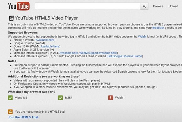 Βελτιώστε την εμπειρία παρακολούθησης YouTube videos στον Safari browser