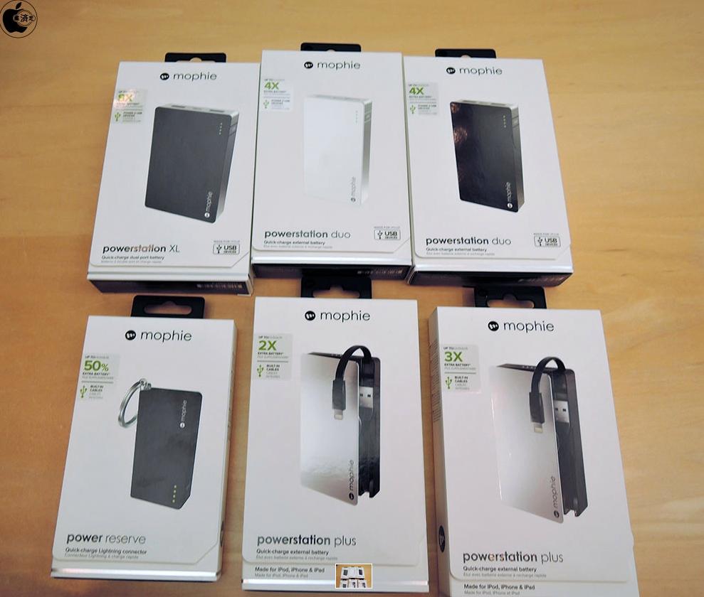 Apple Stores: Ενιαία αισθητική στις συσκευασίες προϊόντων