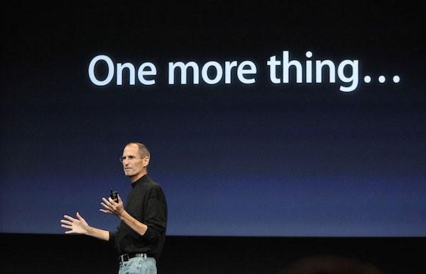 """Το """"One more thing"""" κατοχυρώνεται στην… Swatch!"""