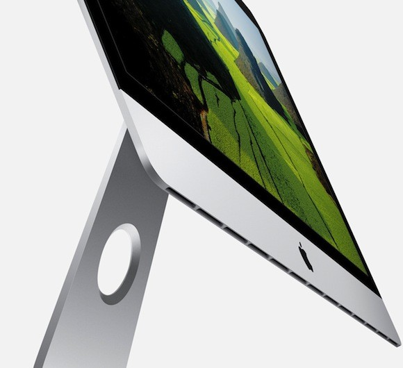 Η Apple παρουσιάζει τον νέο λεπτότερο iMac με Fusion Drive