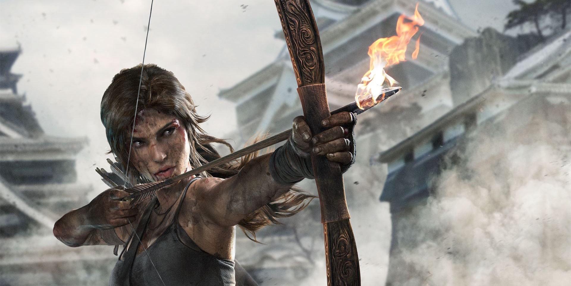 Tomb Raider for Mac με 50% έκπτωση