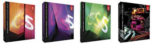 Κυκλοφόρησε το Creative Suite 5.5