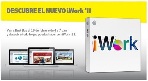 iWork '11 στις 19 Φεβρουαρίου (;)
