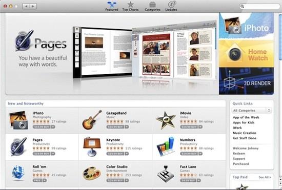 H Apple ψάχνει reviewers για το Mac App Store