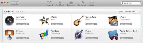 Mac App Store vs Apple Store Prices
