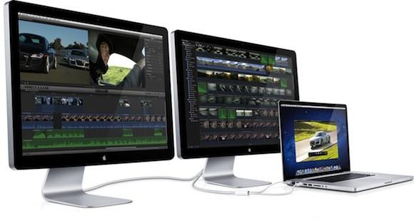 Έγγραφο υποστήριξης για την Apple Thunderbolt Display