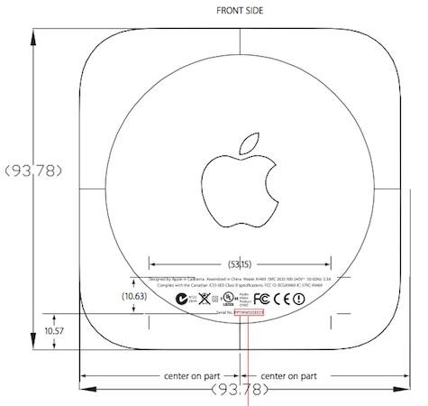 Αποκαλύφθηκε νέο μικρότερο Apple TV με επεξεργαστή A5X