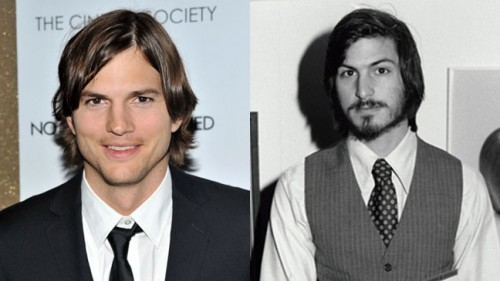 O Ashton Kutcher θα ενσαρκώσει τον Steve Jobs