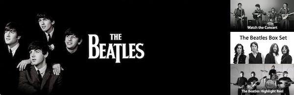 Οι Beatles επιτέλους στο iTunes!