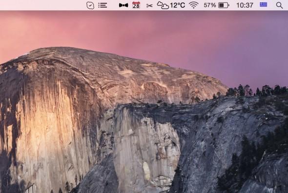 Yosemite: Πώς να επαναφέρεις τη σημαία στο ελληνικό πληκτρολόγιο