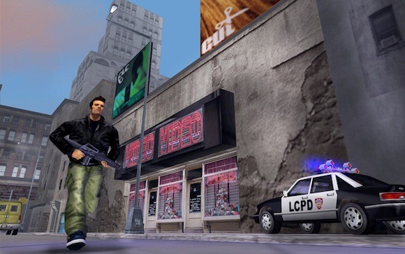Grand Theft Auto III διαθέσιμο στο Mac App Store