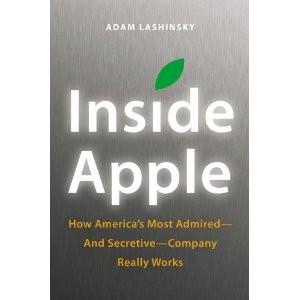 Νέο βιβλίο 'Inside Apple' υπόσχεται να αποκαλύψει τα μυστικά της Apple
