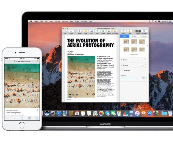 Καθολικό πρόχειρο: Αποκόψτε ή αντιγράψτε περιεχόμενο από το iPhone σε Mac… και αντίστροφα!