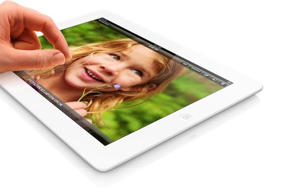 H Apple ανακοινώνει iPad με Retina οθόνη στα 128GB