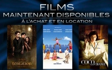 iTunes Movies available in France and Ireland