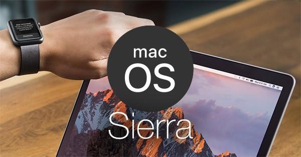 macOS Sierra 10.12.5: Νέο update με βελτιώσεις ασφαλείας και σταθερότητας